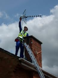 Roof Aerial Fitters Tv Aerial Fitters Nottingham Ndi
